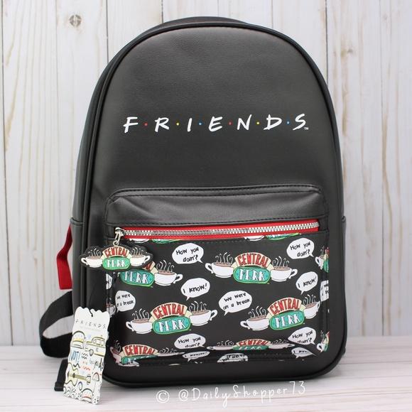 Friends The Tv Show Backpack Handbag